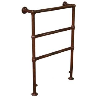 The beckingham heated towel rail is based on a classic victorian